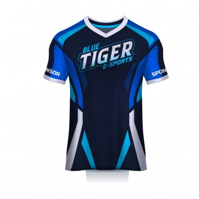 Esport Tshirt by winnaar garment